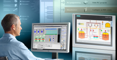 Die neue HMI-Software Simatic WinCC V11 der Siemens-Division Industry Automation eignet sich für maschinennahe Anwendung bis hin zur Prozessvisualisierung. Simatic WinCC V11 basiert auf dem neuen zentralen Engineering-Framework Totally Integrated Automation Portal (TIA Portal) und ist eng mit den anderen Engineering-Software-Produkten der Simatic-Familie abgestimmt, etwa mit Simatic Step 7 V11 für die Simatic-Controller. Dies vermeidet in Projekten Mehrfach- und Fehleingaben und garantiert durch die zentrale Datenhaltung im TIA Portal zu jeder Zeit konsistente Daten. Simatic WinCC V11 bietet dem Anwender einheitliches Engineering über alle HMI-Geräteklassen der bestehenden Basic- und neuen Comfort-Panels bis zur Scada (Supervisory Control and Data Acquisition)-Prozessvisualisierung.  The new Simatic WinCC V11 HMI software from the Siemens Industry Automation Division is suitable for everything from machine-level applications to process visualization. Simatic WinCC V11 is based on the new central engineering framework Totally Integrated Automation Portal (TIA Portal) and is closely coordinated with the other engineering software products of the Simatic family, such as Simatic Step 7 V11 for Simatic controllers. This avoids multiple and incorrect entries in projects and guarantees consistent data at all times thanks to centralized data management in the TIA Portal. Simatic WinCC V11 offers users uniform engineering across all HMI device classes of the existing Basic Panels and new Comfort Panels, right up to Scada (Supervisory Control and Data Acquisition) process visualization